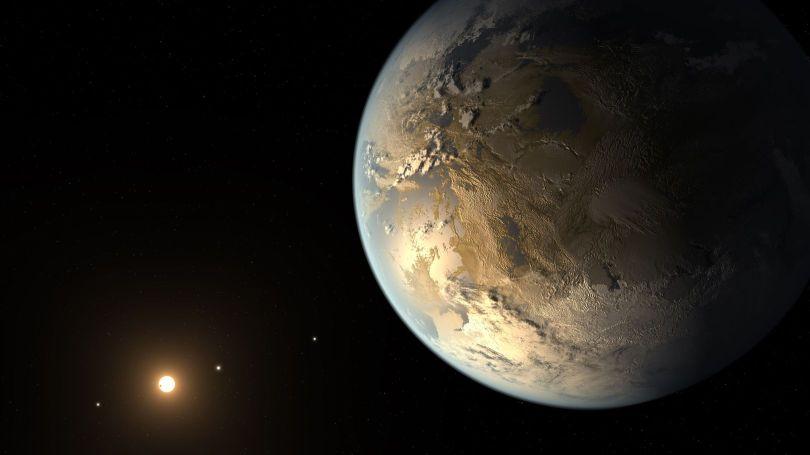 Planète - 1