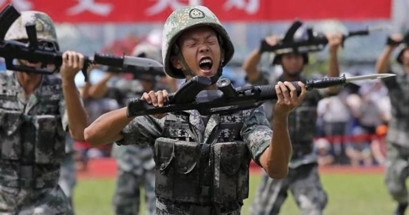 Soldats chinois - 3