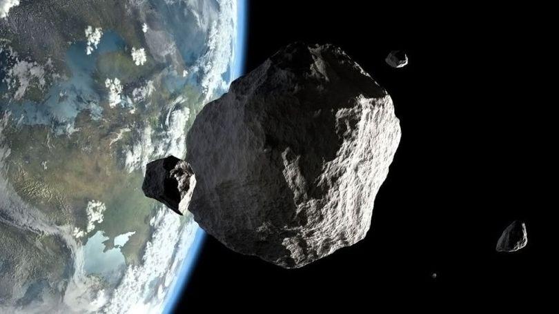 Astéroïdes - 1