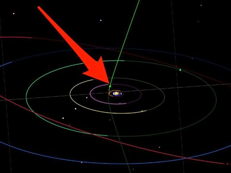 Comète Borisov - 4