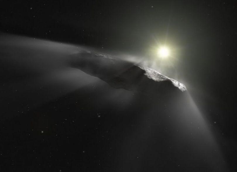 Comète Borisov - 5