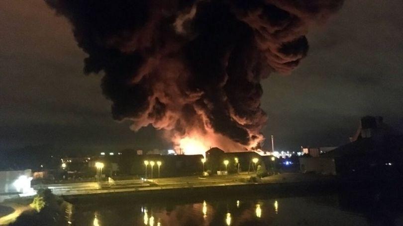 Incendie de Lubrizol - 2