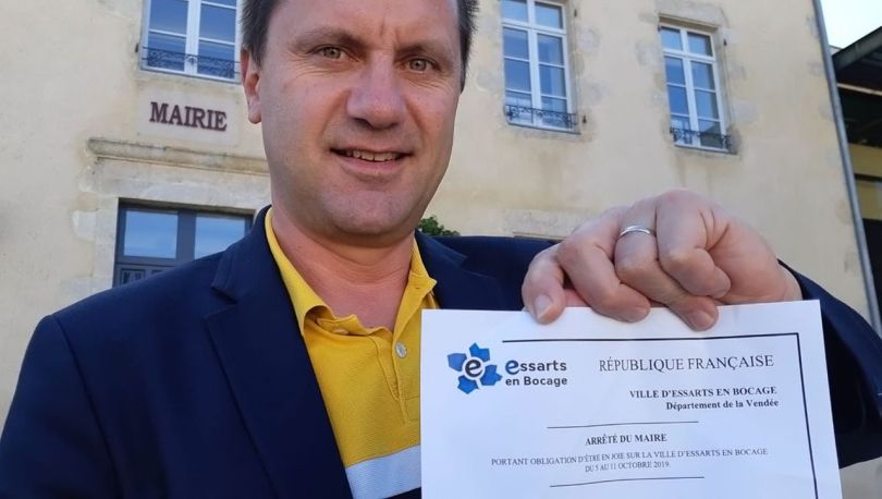 Maire - Essarts-en-Bocage