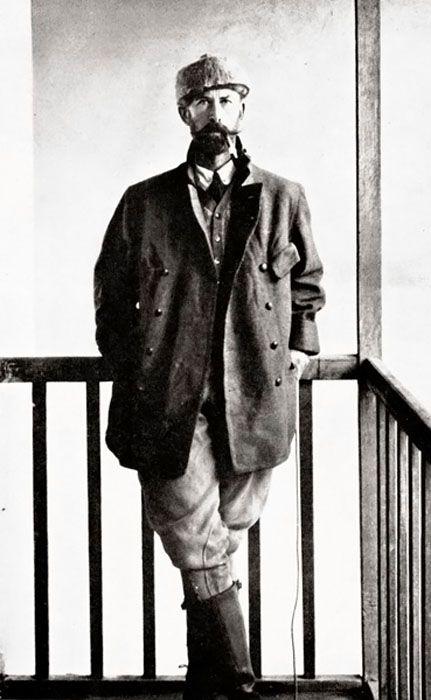 Percy Fawcett - 1