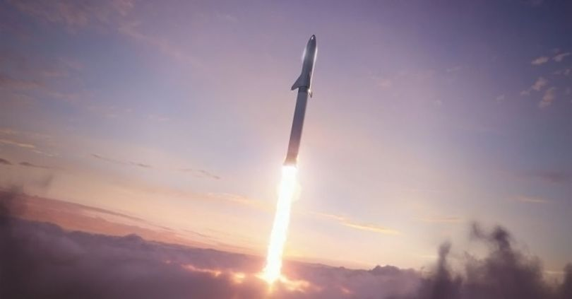 SpaceX – Starship - 3