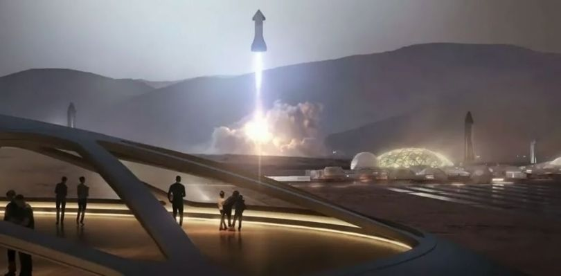 SpaceX – Starship - 4