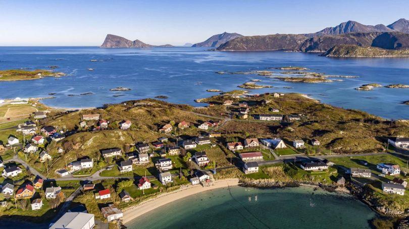 Île de Sommarøy - 1