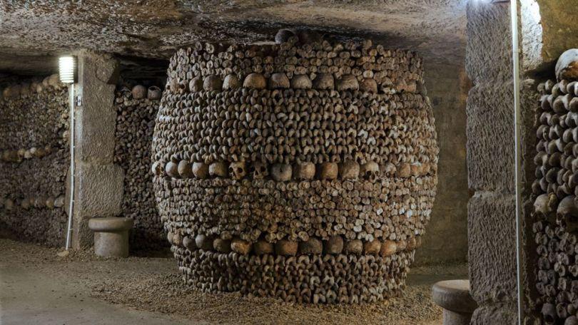 Catacombes – Paris - 1
