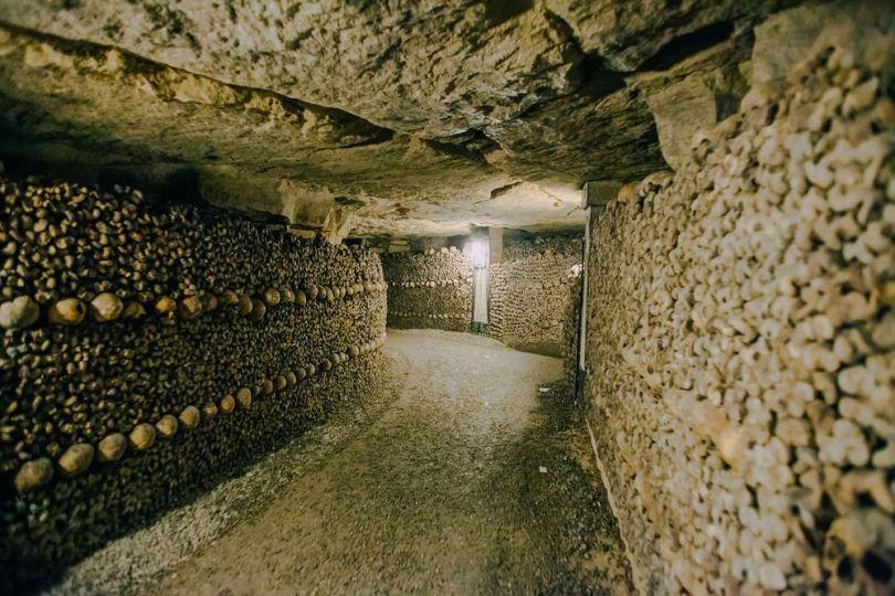 Catacombes – Paris - 3