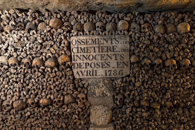 Catacombes – Paris - 4