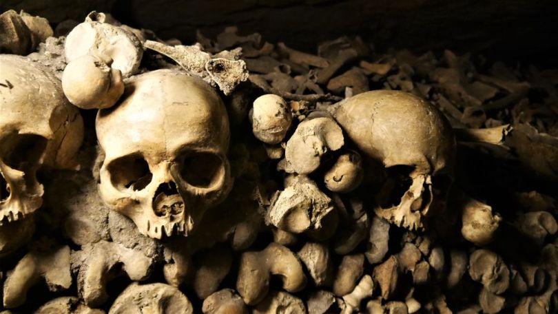 Catacombes – Paris - 5