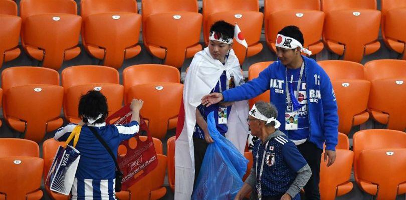 Japon - Supporter