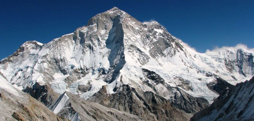 Montagne Makalu