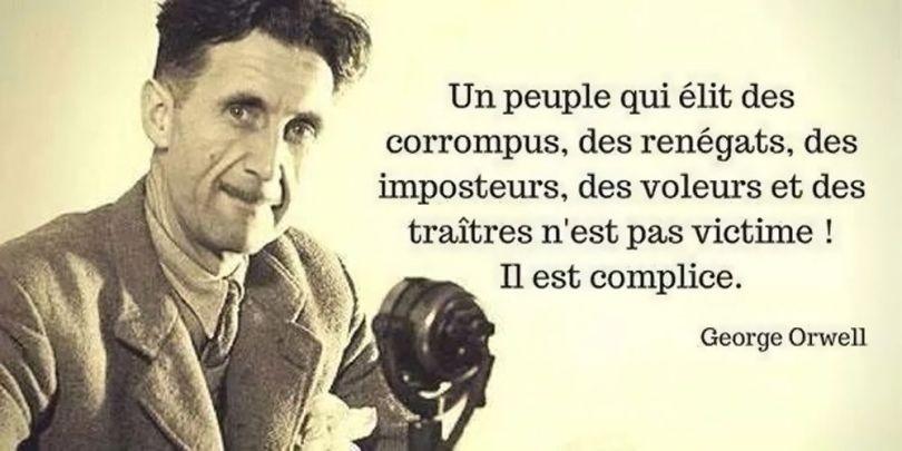 Orwell - Citation