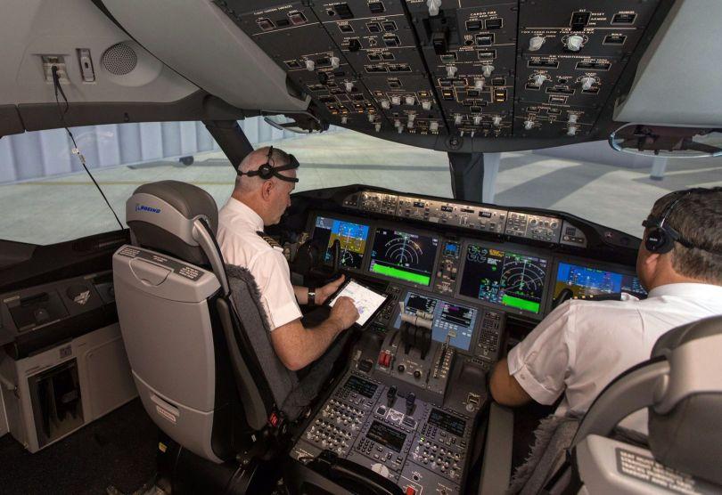 Qantas Airways - Pilotes
