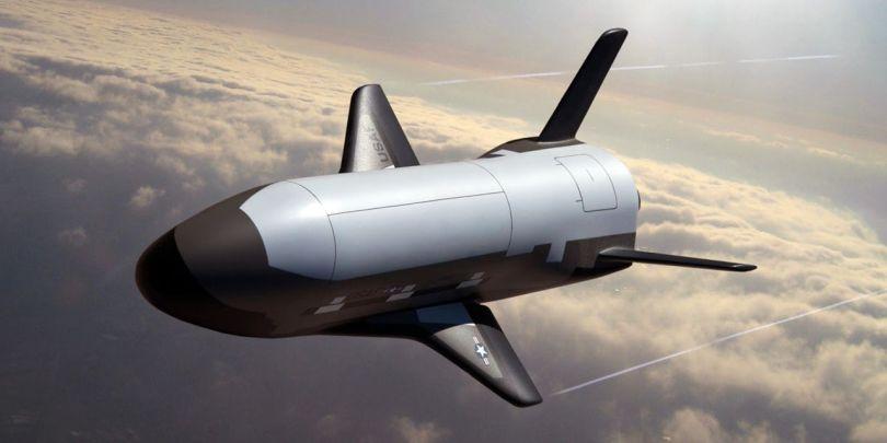 US Air Force - X-37B - 1