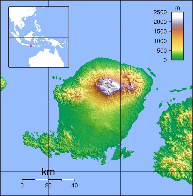 Volcan Samalas - 2
