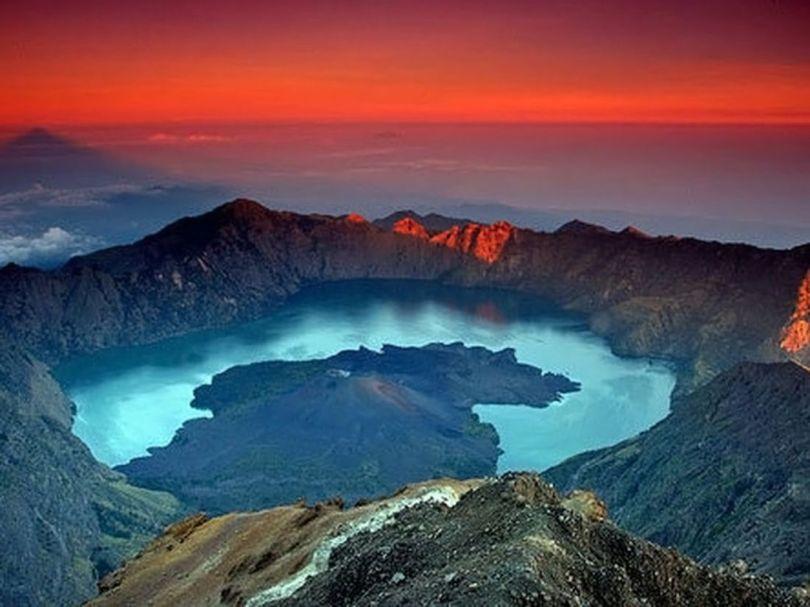 Volcan Samalas - 3