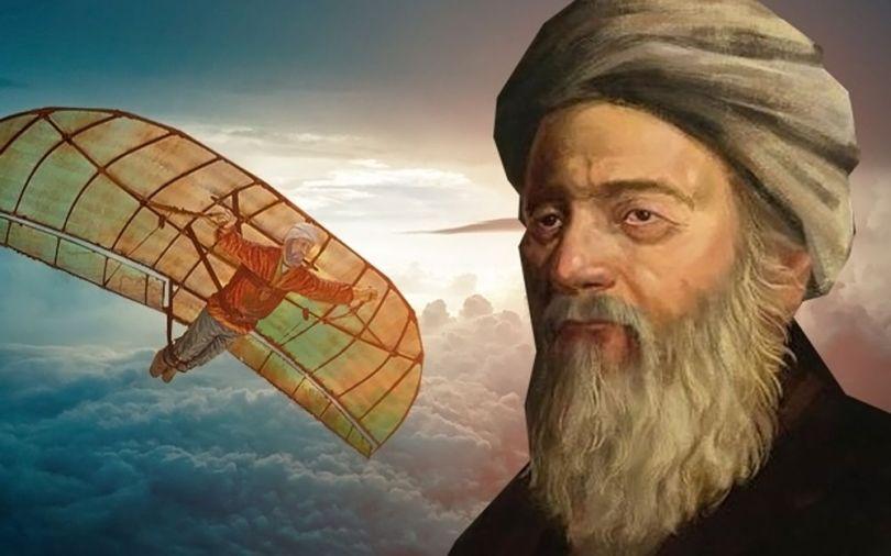 Abbas Qasim Ibn Firnas