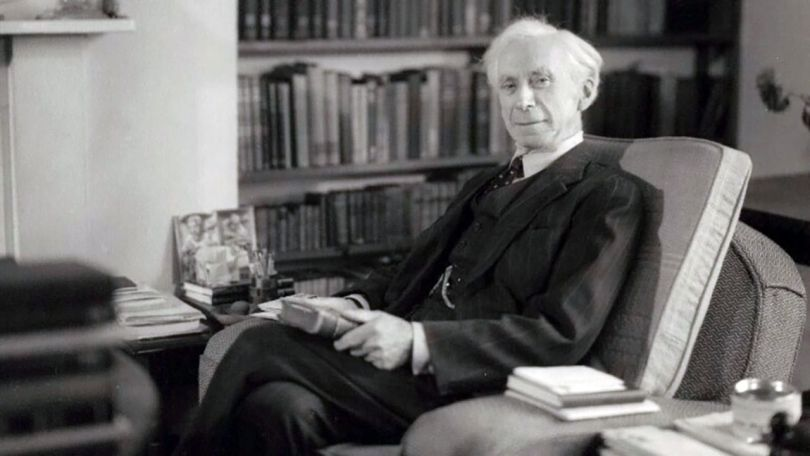Bertrand Russell - 1