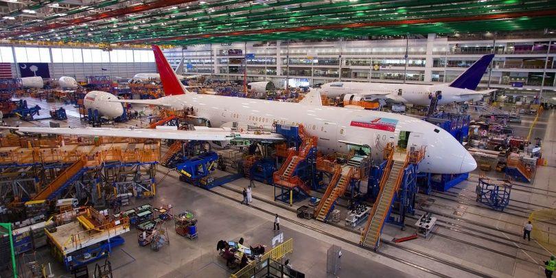 Boeing 787 - 1