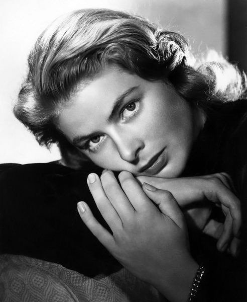Ingrid Bergman - 1