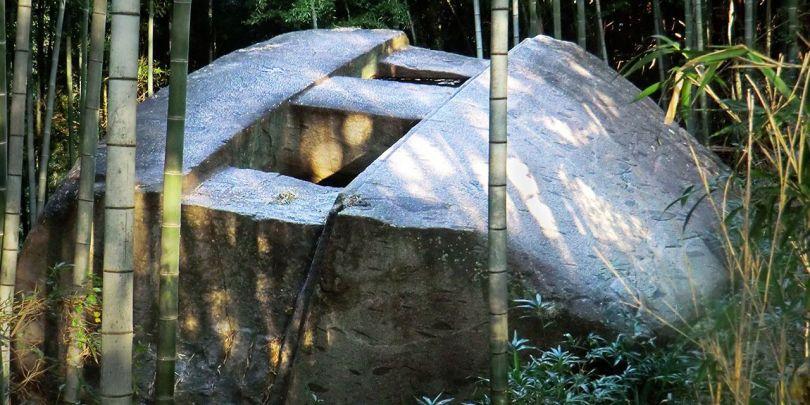 Japon – Mégalithe - 2