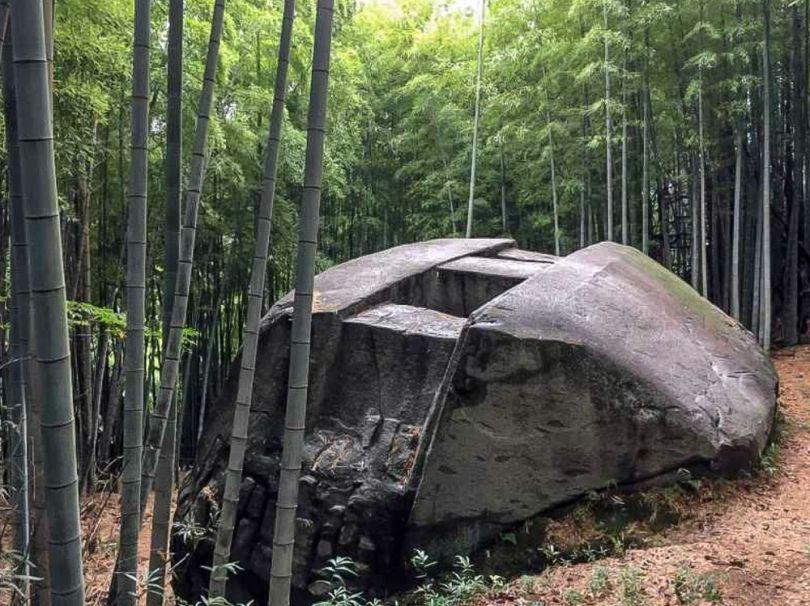 Japon – Mégalithe - 5