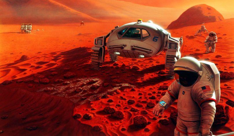 Mars - 1