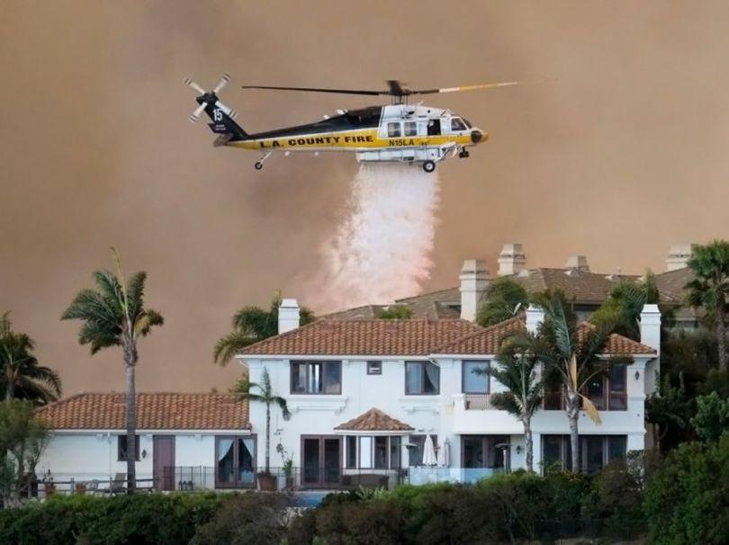 Pompiers privés – Californie - 1