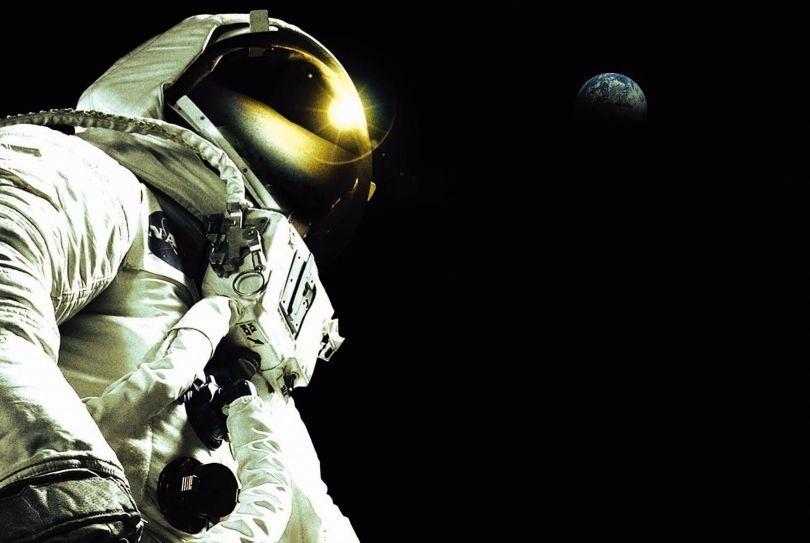 Astronaute - Lune