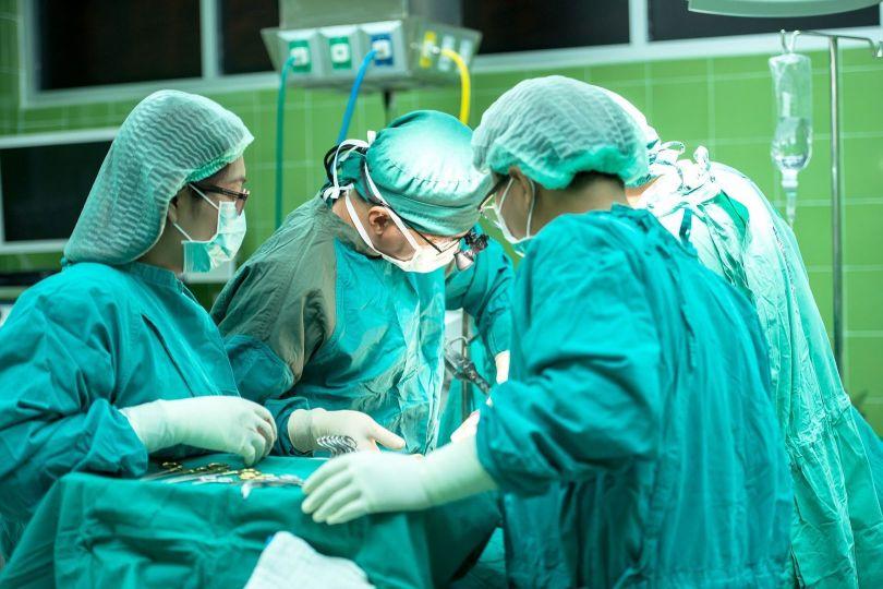 Chirurgiens - Chine
