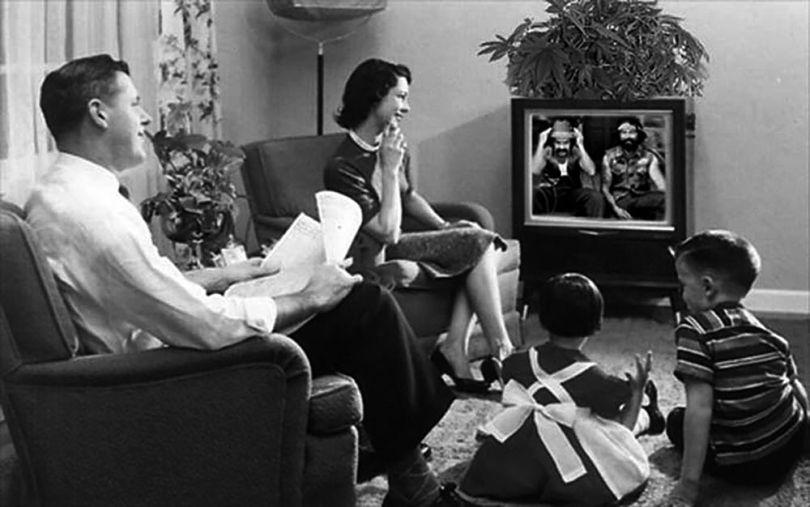 Famille - Télé - 1