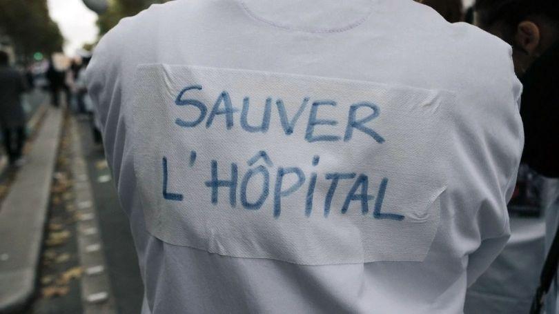 Grève - Hôpital - 2