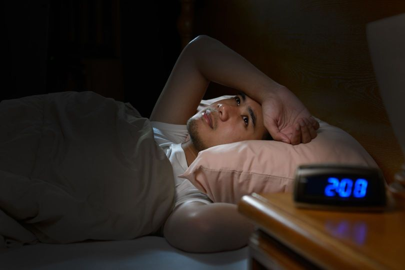 Homme - Insomnie