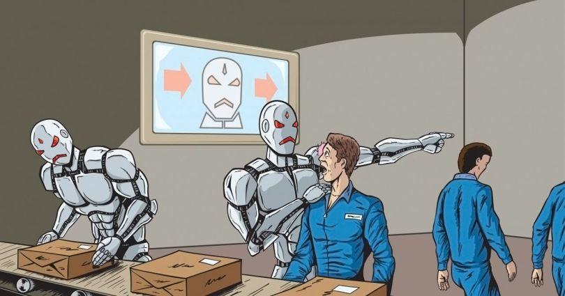 Métier - Robot