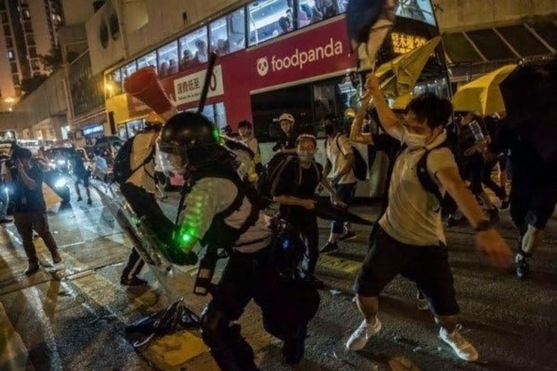 Révoltes populaires - 20