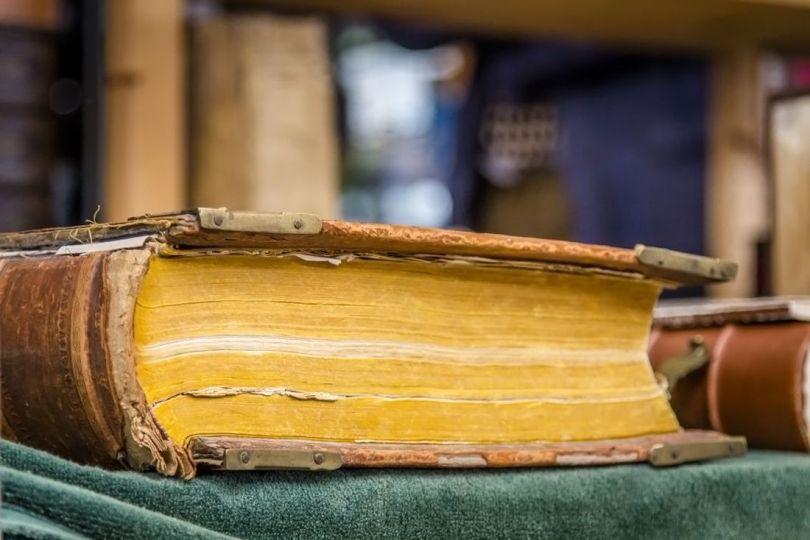 Ancien livre - 1