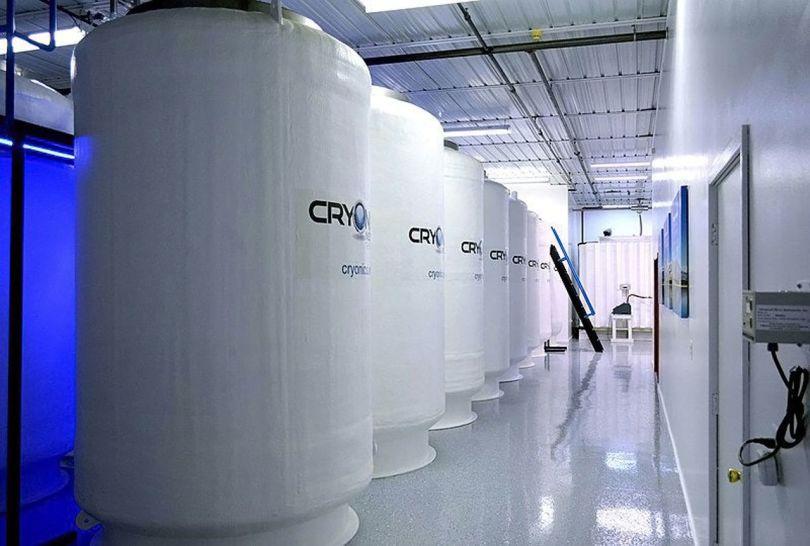 Cryogénisation - 1