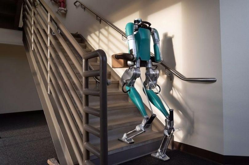 Digit – Robot - 2