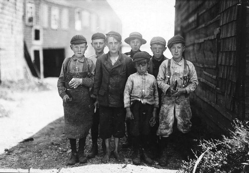 Enfants – Travail – USA - 4
