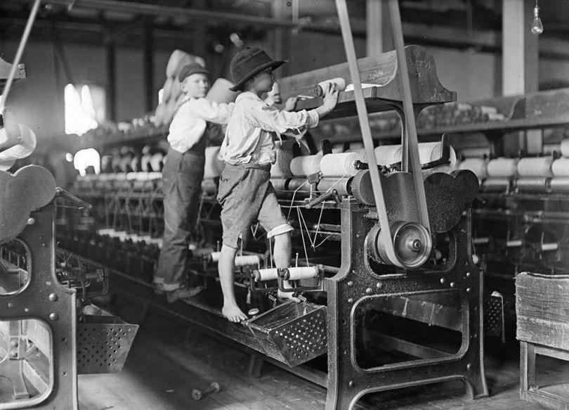 Enfants – Travail – USA - 8
