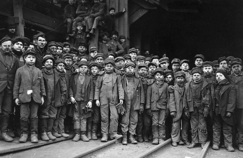 Enfants – Travail – USA - 9