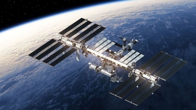ISS - 1