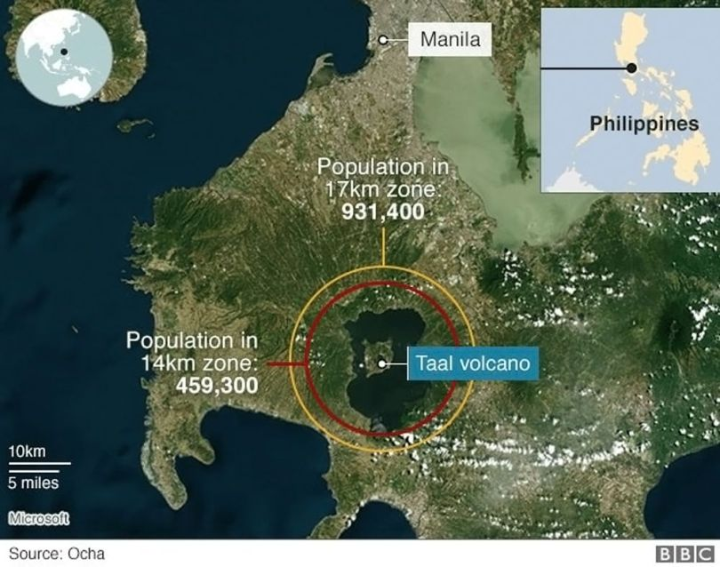Volcan Taal - 4