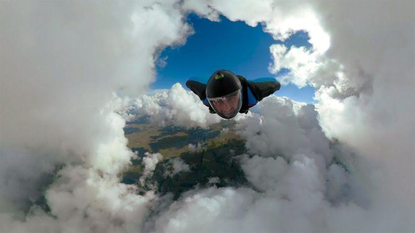 Wingsuit - 3