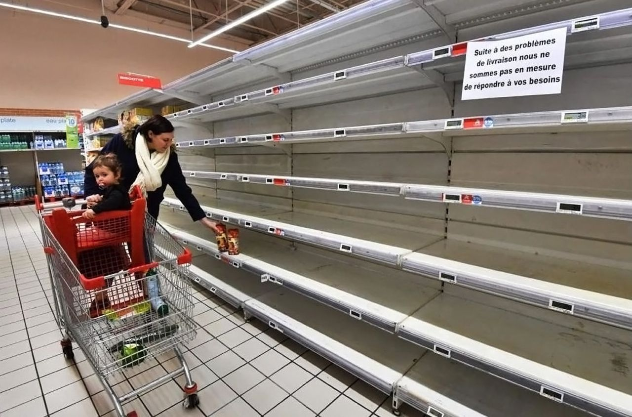 « Stockez pour 2 raisons : vous préparer à la pandémie et au choc d'inflation qui arrive ! » Charles Sannat
