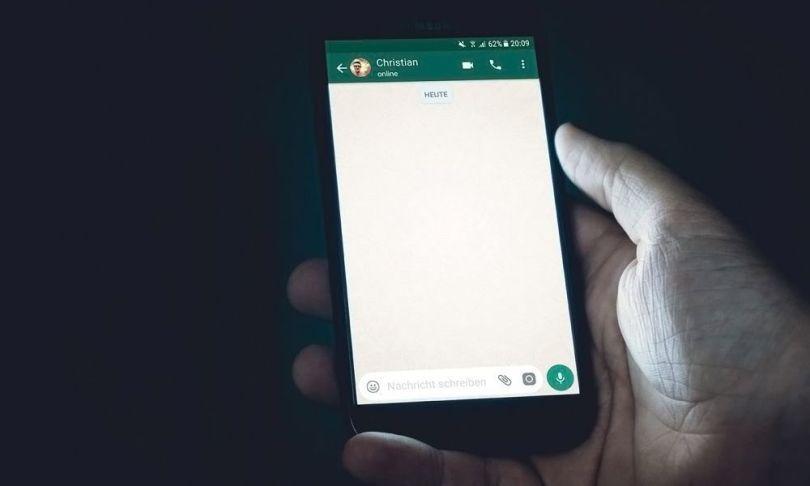 Smartphone – WhatsApp - 1