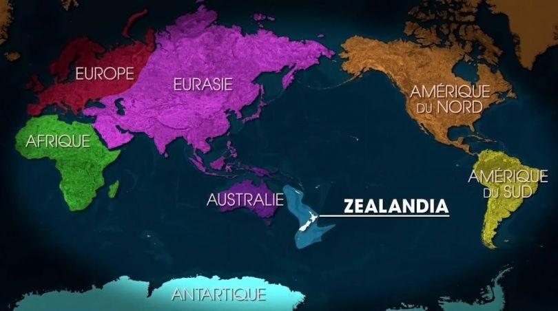 Zealandia - 1