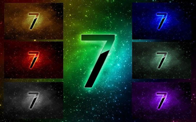 Nombre 7 - 2